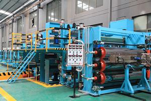 ACP Panel, Aluminum Composite Panel Prodution Line (Four Extruders)