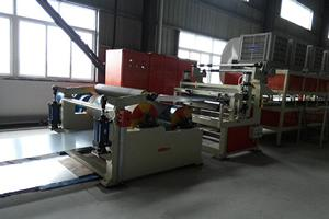 Reflective Insulation Steel Sheet Line